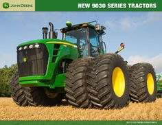 John Deere Tractors | Replacement Parts For John Deere Farm Equipment at www.shoupparts.com