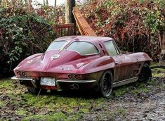 Abandoned Cars: A Sad, Sad Pictorial