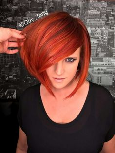 Guy Tang Red Hair