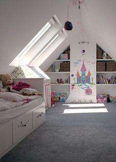Die 51 Besten Bilder Von Dachbodenausbau Ideen Attic Spaces