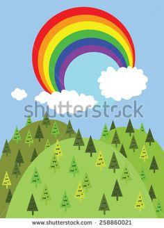 Forrest Stockillustraties & cartoons | Shutterstock