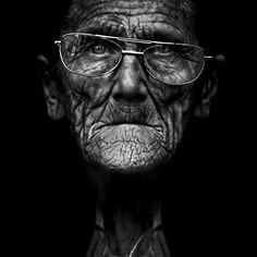 Faces of the forgotten: How haunting portraits of homeless people changed…