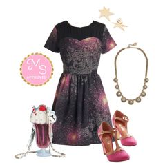 Every Which Milky Way dress