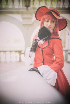 Madame Red by Matteo Kutufa on 500px