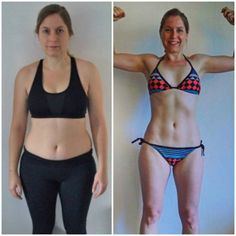 Check out how Lucile sculpted her dream bod!