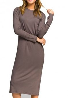 Layering Midi Dress - $19.99!