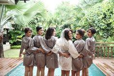 Pernikahan Vina dan Cipta di Tirtha Uluwatu Bali