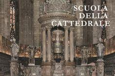 Il 23 aprile presso la Cappella Feriale del #duomodimilano, alle ore 19.00, un momento di riflessione e contemplazione del prezioso ciborio del Duomo, appena restaurato #milancathedral