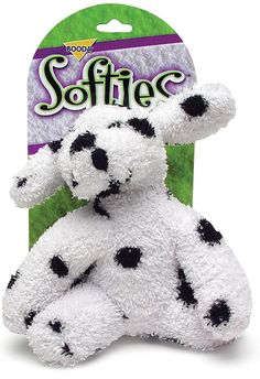 Aspen Pet Products Softies Fido Dog Toy, Medium *** Click on the image for additional details. (This is an affiliate link and I receive a commission for the sales) #MyPet