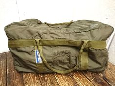 France,Airforce Paratrooper bag /フランス パラシュートバッグ (4) - 『ROOTS』Import clothing 通販 Bags, Shopping, Fashion, Handbags, Moda, Fashion Styles, Fashion Illustrations, Bag, Totes
