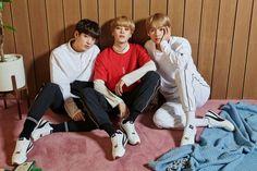 BTS - Jimin, Taehyung, Jungkook - maknae line Seokjin, Kim Namjoon, Jung Hoseok, Jungkook Jimin, Bts Bangtan Boy, Bts Boys, Bts Taehyung, Billboard Music Awards, Guinness