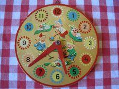 Simplex clock