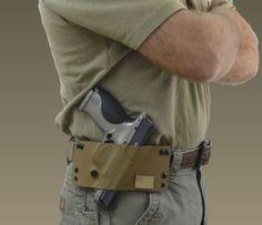 The Standard Bearer Pancake Coldre Kydex, Kydex Holster, Leather Holster, Pancake Holster, Tac Gear, Chest Rig, Outdoor Men, Body Armor, Pistols