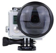 GoPro Hero3+ Macro Lens :: Express Post Delivery In Australia