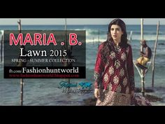 Maria B Embroidery Prints Lawn Collection 2017