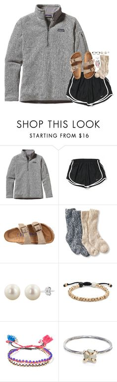 """""""happy thanksgiving loves """" by elliegracee ❤ liked on Polyvore featuring Patagonia, NIKE, Birkenstock, L.L.Bean, Lokai, Isabel Marant, Rebecca Taylor and Madewell"""