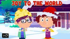 Joy To The World Christmas Carol With Lyrics - Christmas Song