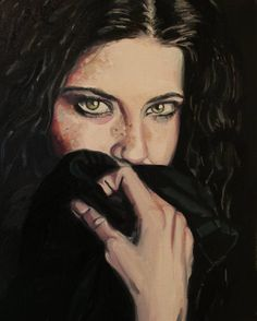 """Saatchi Art Artist Cindy Press; Painting, """"I Know How To Make You Suffer"""" #art"""