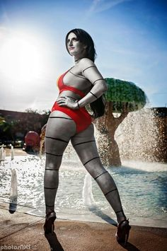 Lady Colossus by Cendrillon Cosplay