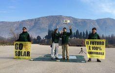 Greenpeace Missione Stratosfera