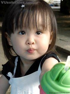 Cute chinese Baby