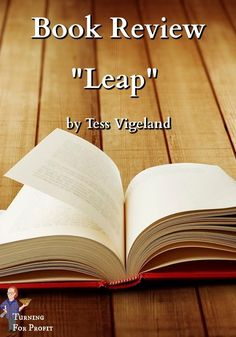 """Have you ever thought about quitting your day job or striking out on your own? That's what Tess Vigeland did in her book """"Leap"""". Check out my thoughts in this review. What Is Success, Leaving A Job, Better Books, Career Planning, Changing Jobs, Wood Turning Projects, Feelings And Emotions, Woodturning"""