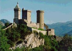 List of Cathar Castles of the Languedoc