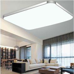 72W LED Deckenleuchte Deckenlampe Wohnzimmer Leuchte Dimmbar Fernbedienung Neu In Mbel Wohnen Beleuchtung