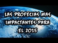 PROFECIAS PARA EL AÑO 2015 (NOSTRADAMUS) - YouTube Sunset Gif, Youtube, Videos, Youtubers, Youtube Movies