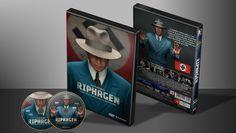 Riphagen - Capa   VITRINE - Galeria De Capas - Designer Covers Custom   Capas & Labels Customizados