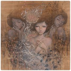 Audrey Kawasaki (II)... | Kai Fine Art