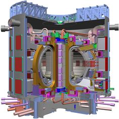 Fusion power generation could be the future of clean, safe energy. Even a small reactor could provide enough power for large areas.