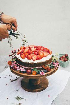 Strawberry sweetness