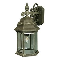 Special Lite Boulevard Top Outdoor Sconce