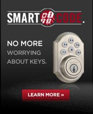 Kwikset SmartCode Technology available thru Northwest Building Supply