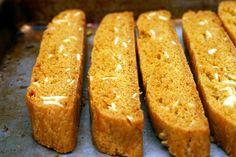 almond biscotti