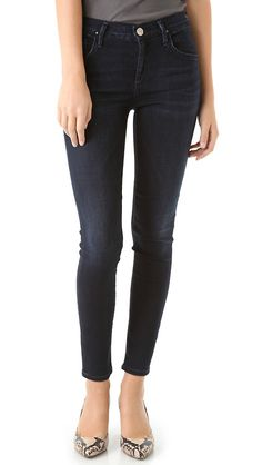 Special Offers Available Click Image Above: Goldsign Virtual High Rise Jeans High Rise Jeans, Fall Wardrobe, Slim Legs, Style Me, Autumn Fashion, Black Jeans, Leggings, Fashion Design, Fashion Ideas