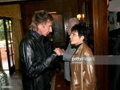 LOS ANGELES, CA - OCTOBER 17: Barry Manilow and Liza Minnelli attend the wedding of Michael Feinstein and Terrence Flannery held at a private residence on October 17, 2008 in Los Angeles, California. Description from gettyimages.com. I searched for this on bing.com/images
