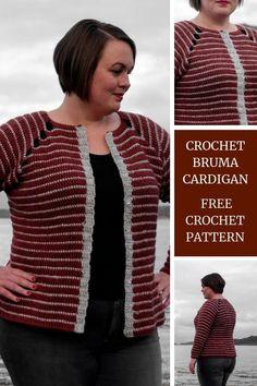 9dbebc6f03017 Free fall wardrobe crochet cardigan pattern for women. Free raglan cardigan  crochet pattern Intermediate skill