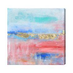 Burst Creative 'Faded' Canvas Art