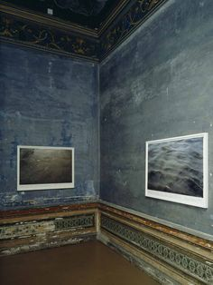 Still Water, installation at Castello di Rivoli, Turin, Roni Horn, 2000.