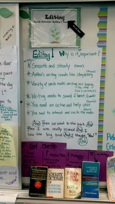 Narrative Writing Editing Stage: 3rd Grade