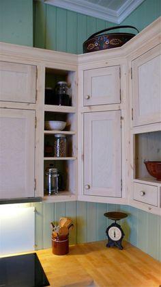 Kjøkken i eldre hus! - www.allegodetingertre.com