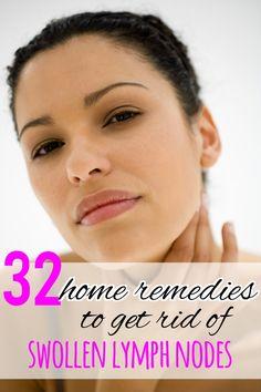 32 Home Remedies for Swollen Lymph Nodes