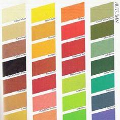 Cómo crear una paleta de colores para decorar