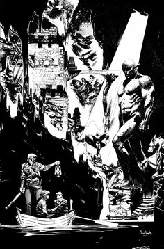 Cover 3 inks by seangordonmurphy on DeviantArt