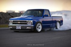 LS1 Powered Chevrolet S10 series truck