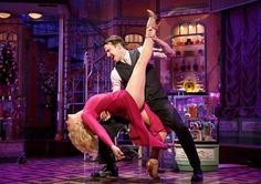 Jane Krakowski and Gavin Creel in 'She Loves Me.' Photo: Joan Marcus