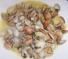 El Sabor De Andalucia ~ Taste Of Andalusia Alamejas al ajillo