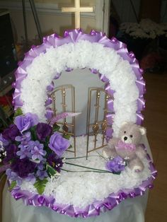 Gorgeous Gates Of Heaven Wreath